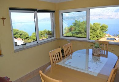 Villa for sale Brac - BR1005IV - dining area view