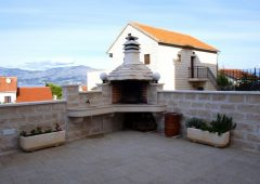 Villa for sale Brac - BR1005IV - barbecue area