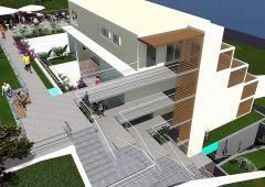 Apartments for sale Trogir - top view