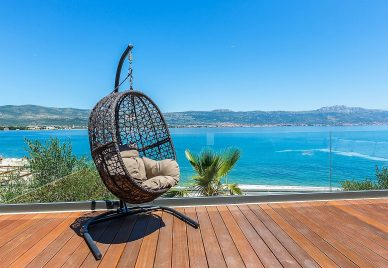 Villa for sale Ciovo - TG1180AP - terrace sea view