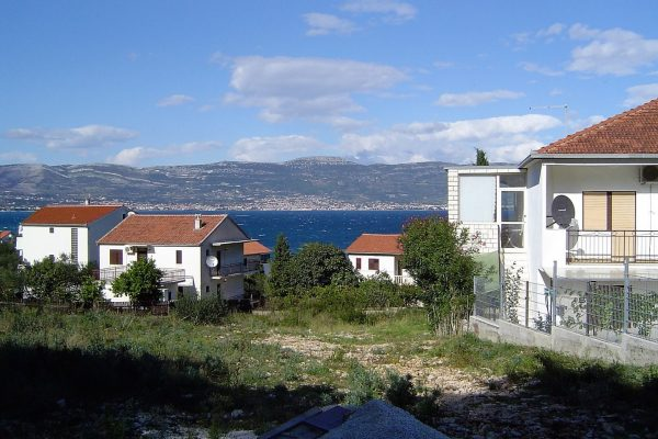 Building land for sale Ciovo - TG1235AP - sea view