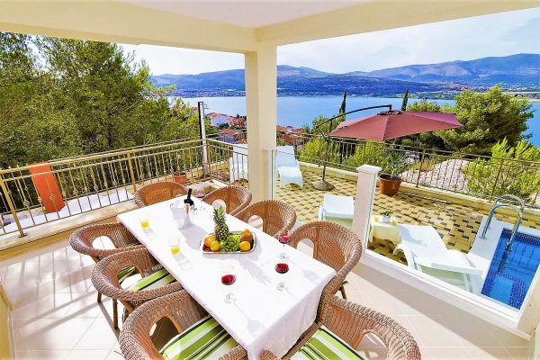 Villa for sale Ciovo - TG1273AP - amazing terrace views