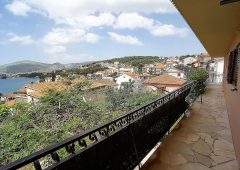 House for sale Ciovo - TG1335AP - terrace sea view (2)